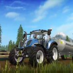 Nature! Farming Simulator 17 is out next week on PS4. https://t.co/raMQ4n2h6r