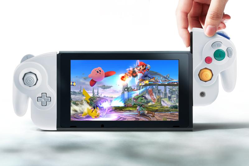スマブラーも安心 #Nintendo_Switch