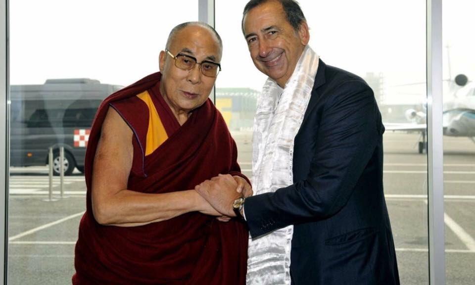 #DalaiLama