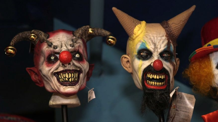 No joke: Mississippi county bans clowns 'til after Halloween