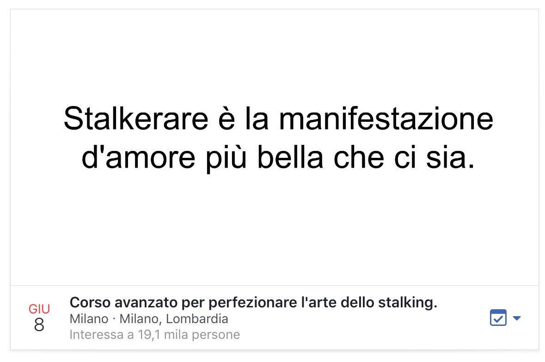 #mivolevocancellare