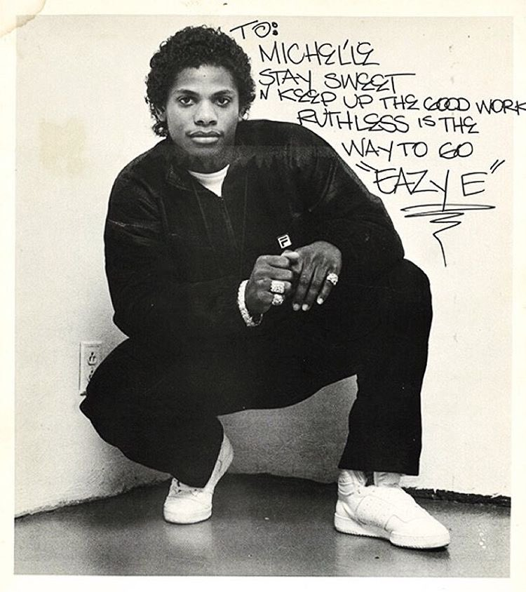 Forever and Always, #EazyE. https://t.co/ZWEdy4iXOj