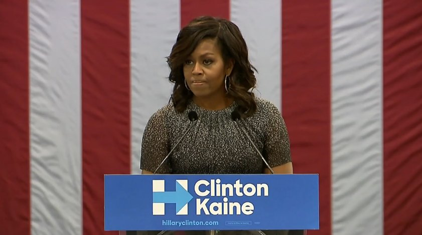 WATCH LIVE: Michelle Obama campaigns for Hillary Clinton in Phoenix