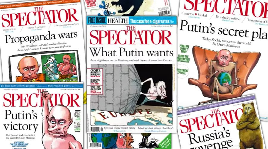 Facts & imagination: How Russia dominates Western headlines