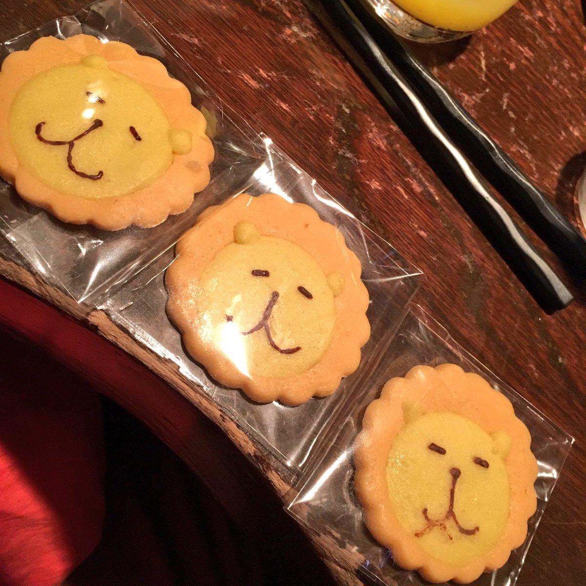 そういえば、だいぶ前なのだけどね。紅殻のパンドラをご覧になっていた女子から手作りのブエルさんクッキーをいただいたのですよ
