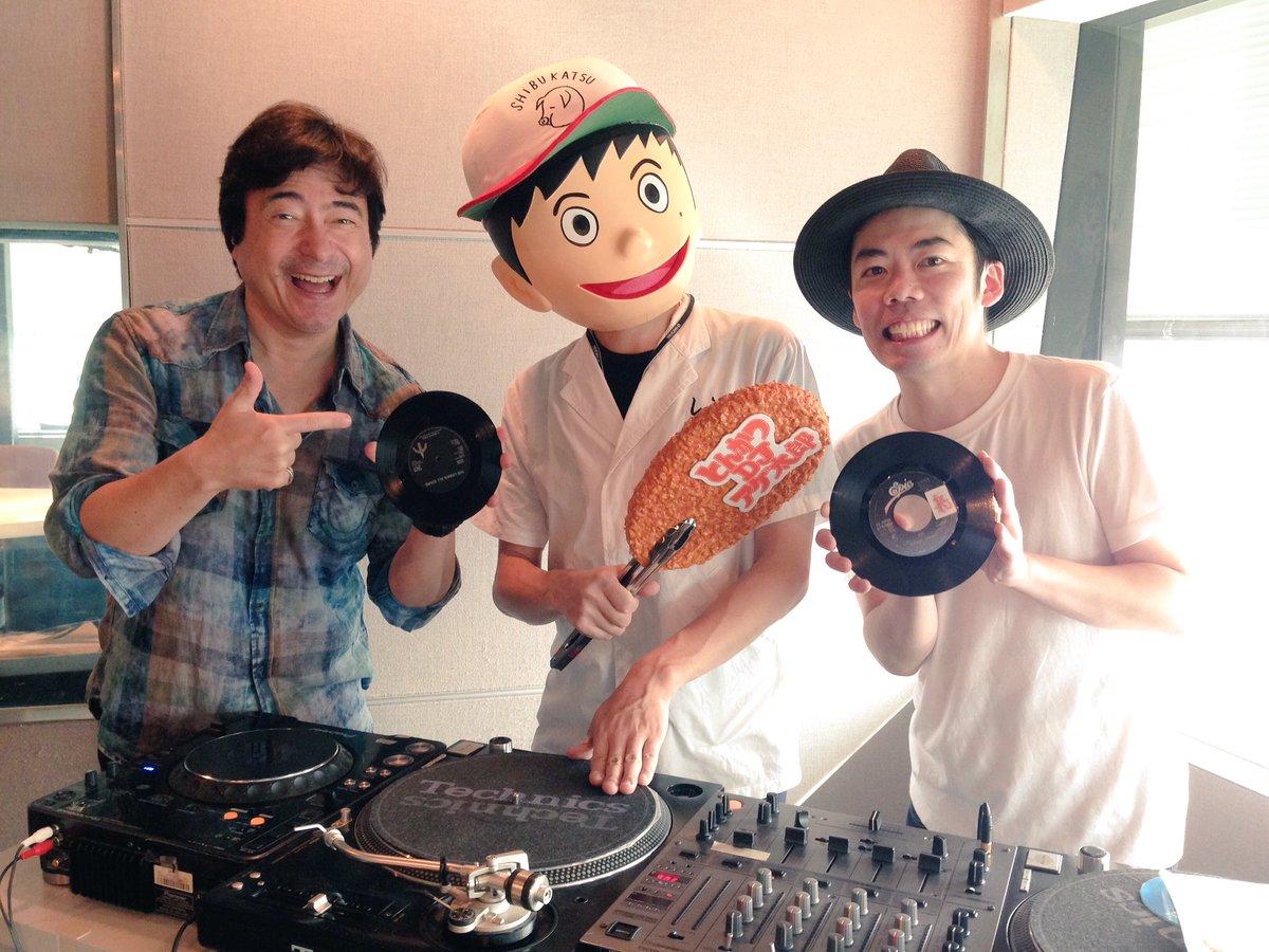 【MU-STARS】とんかつDJアゲ太郎と藤原大輔 J-WAVE「JK RADIO- TOKYO UNITED」生出演&