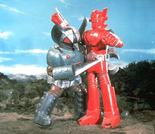 なんでもロボットガールズ #わたしが石油王になったら作る映画