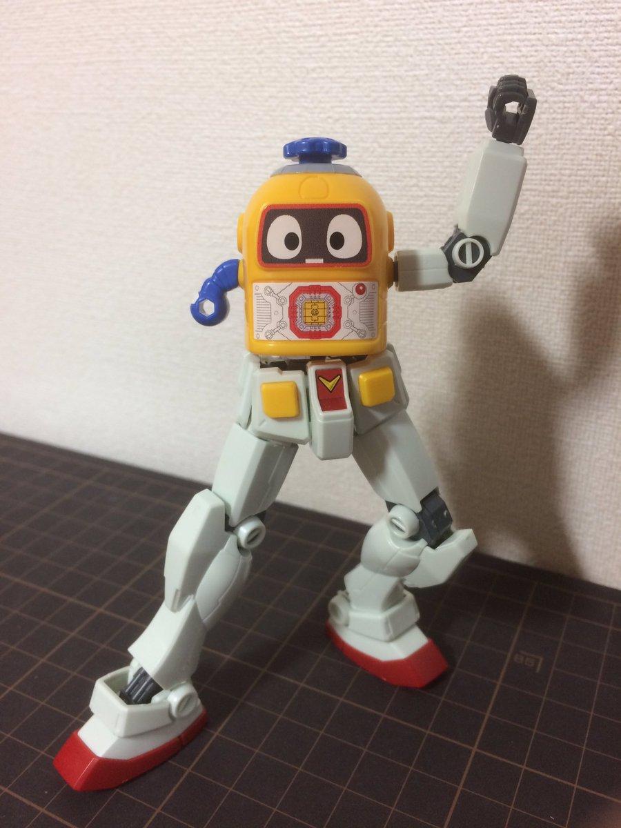 新感覚ロボアニメ「ヘボット!」はガンダムとの相性が抜群だった