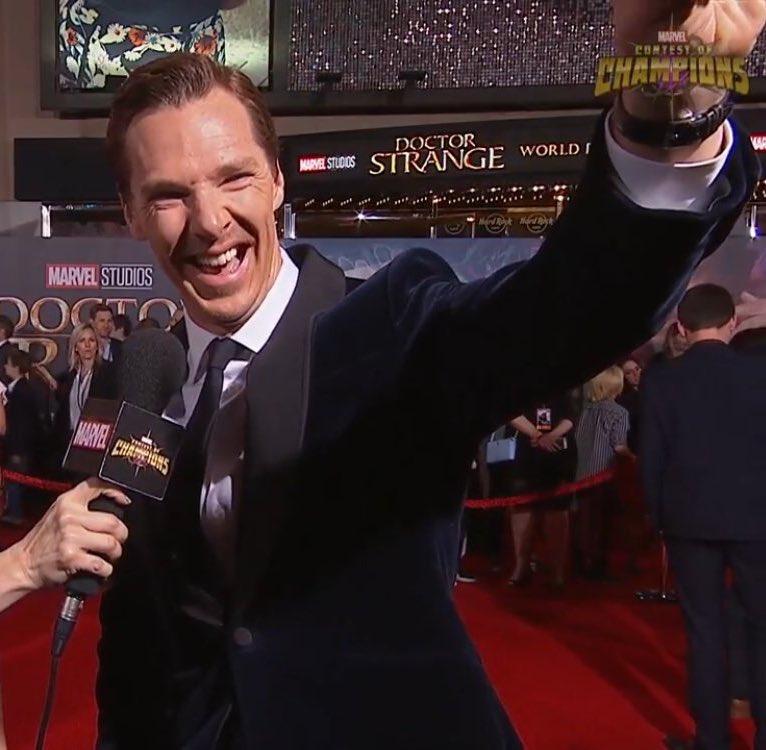 #DoctorStrangePremiere: Doctor Strange Premiere