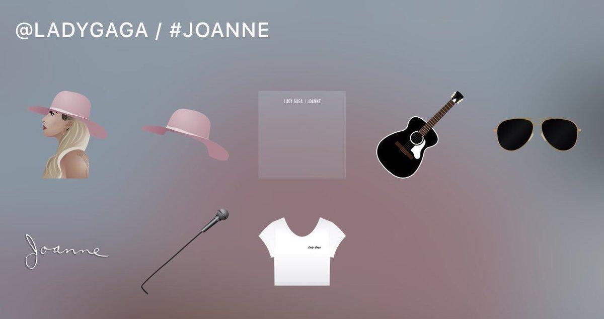 #JOANNE