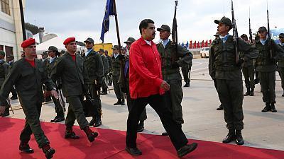 Venezuela suspends recall referendum plans
