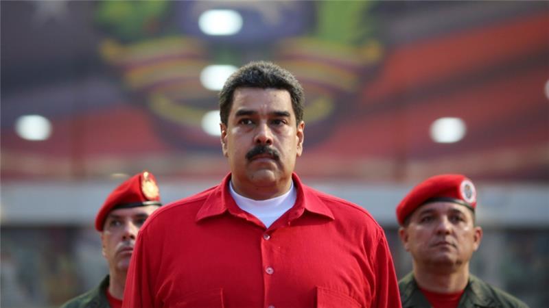 Venezuela suspends recall vote against President Maduro