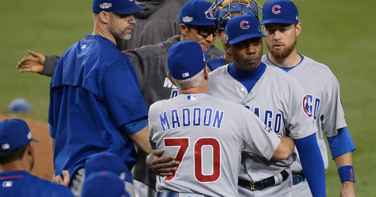 Nightengale: Cubs, one win from World Series, set to finish job this time