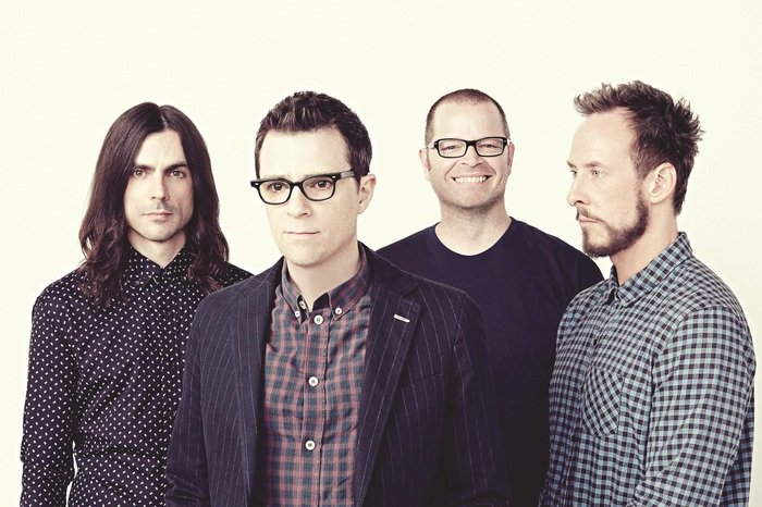 WEEZER、最新アルバム『Weezer(White Album)』デラックス・エディションより「I Love The