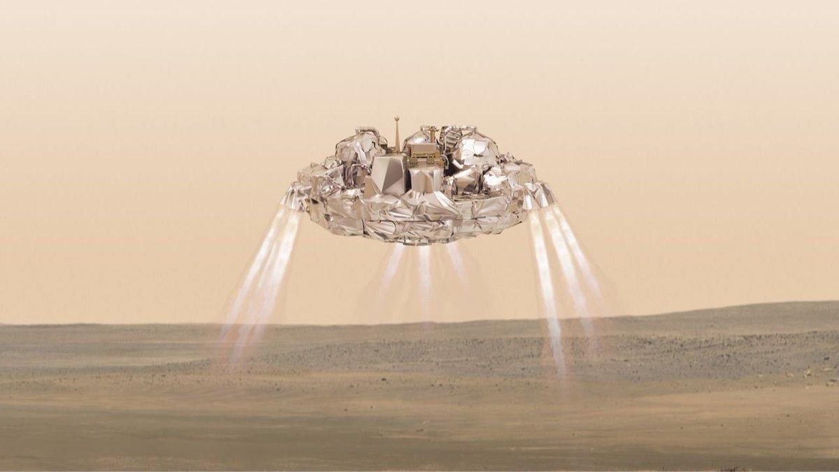 ExoMars In Photos: Schiaparelli Probe's Mars Landing Day