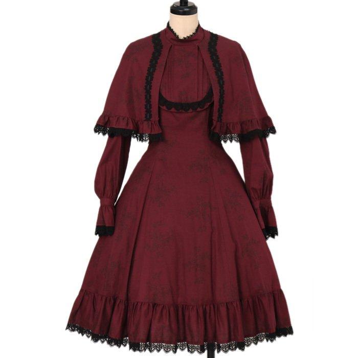 Innocent World | イノセントワールドローゼンメイデン真紅ドレス+ケープセット 人気のコラボです♪バラコサ