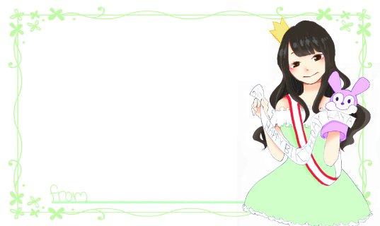 (告知)3月1日にお誕生日を迎える奥野香耶さんへバースデーメッセージカードを贈る活動を今年も行います!10月23日(日)