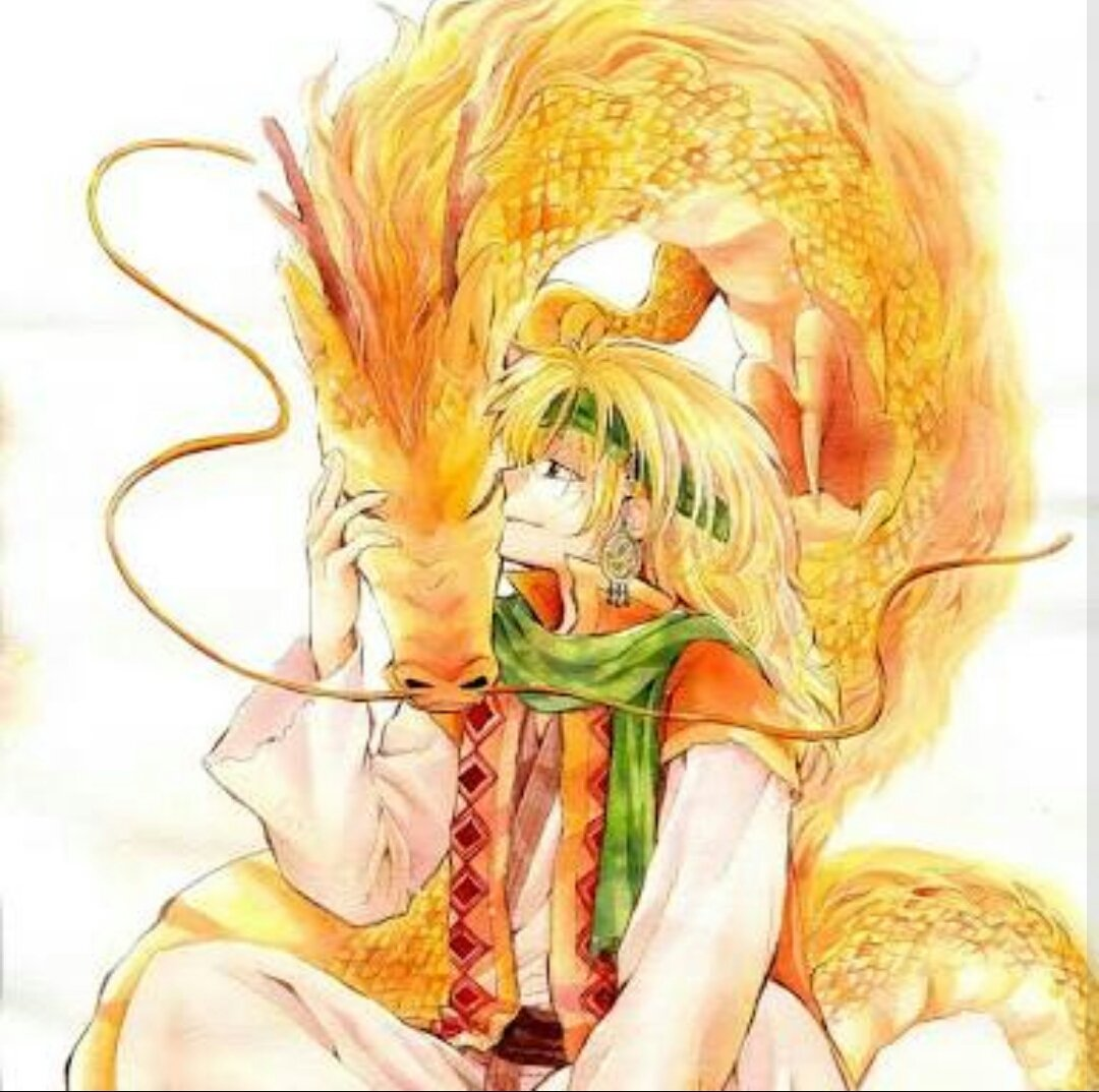 4.暁のヨナ 黄龍