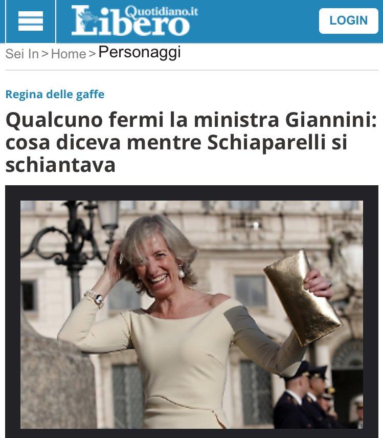#Schiaparelli