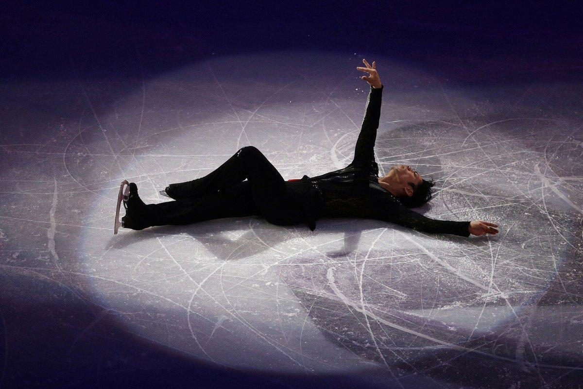 .。oO( #ユーリオンアイス をきっかけに高橋大輔の演技を見たくなったみんなー!youtubeで動画を探すときは「高橋