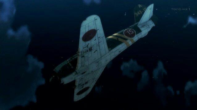 今期戦闘機(急降下爆撃機含む)作画比較 #ドリフターズ #終末のイゼッタ #ブレイブウィッチーズ