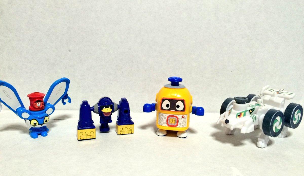 ヘボット大集合