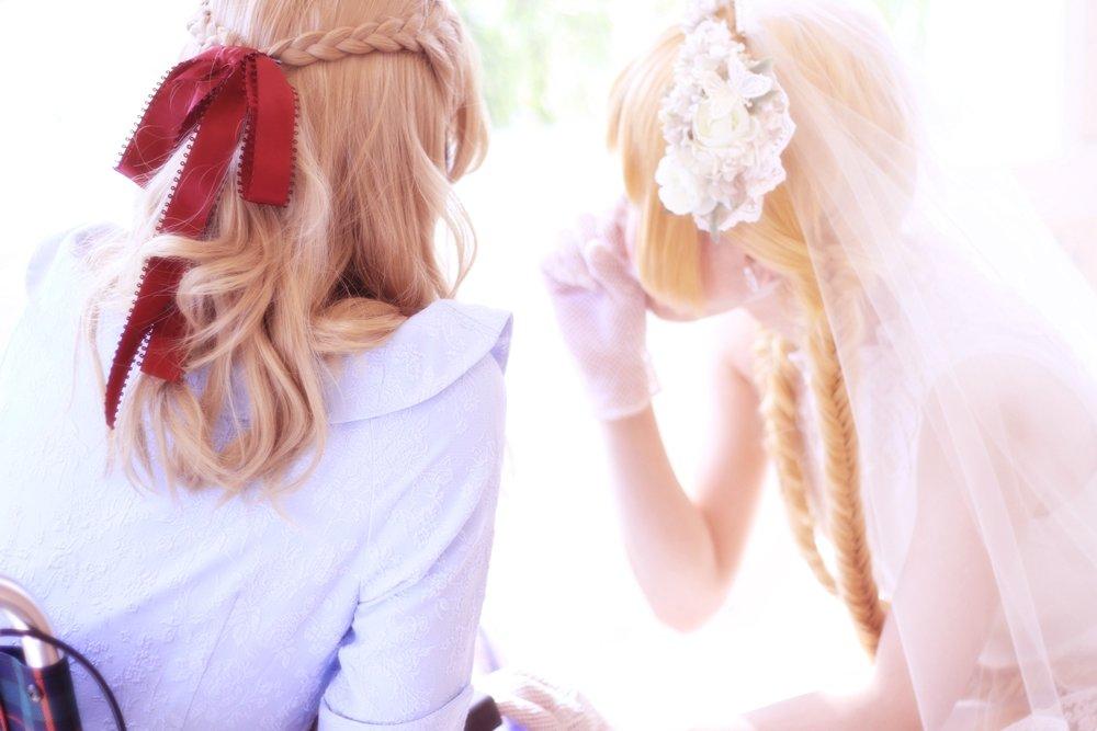 【捏造注意】血界戦線/レオホワ結婚式【眼球加工注意】彼女が亀の騎士に幸せをくれた日ホワイト:柚羽レオナルド:ささくれミシ