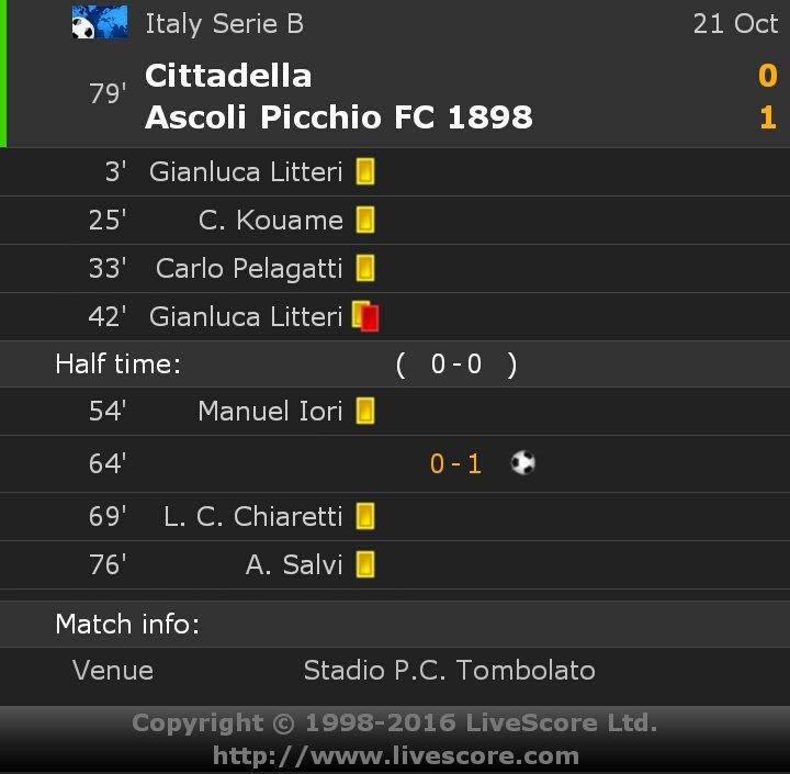 #CittadellaAscoli