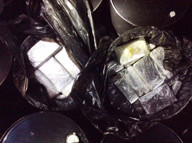 200 kilo cocaïne gevonden in ijzeren vat https://t.co/LjAcYRxw2s https://t.co/9hHDhwlMwQ