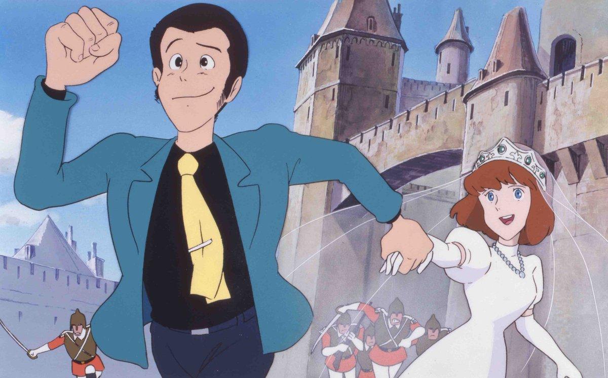 宮崎駿が監督した不朽の名作『ルパン三世 カリオストロの城』MX4D版が2017年1月公開決定!#ルパン三世 #カリオスト
