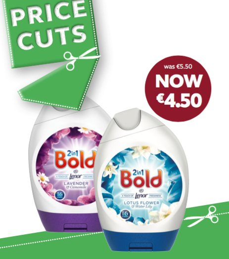 Be Bold and see our Price Cuts! https://t.co/cewxQoBFzw