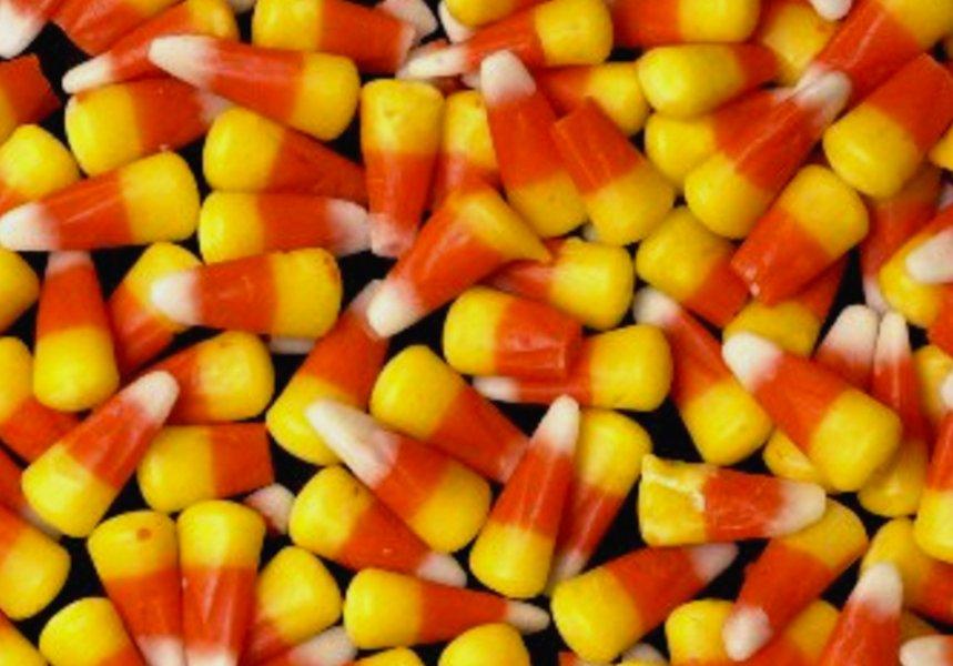 ugh gross candy corn is texans favorite halloween treat wait you