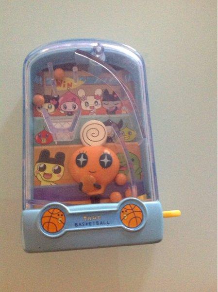【出品】 たまごっち、たまごっちキャラクター、バスケットのおもちゃ  #ボドゲ #TRPG