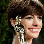 Hathaway's Oscar win 'felt wrong'