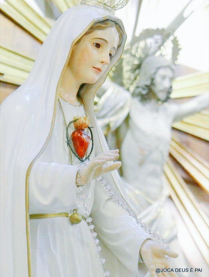 #EuSouDaImaculada: Eu Sou Da Imaculada