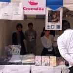 【中野文化祭】本日クロコダイルブースもございます(^^)!商品ご購入3.000円毎に特典会券をお渡ししております!特典内