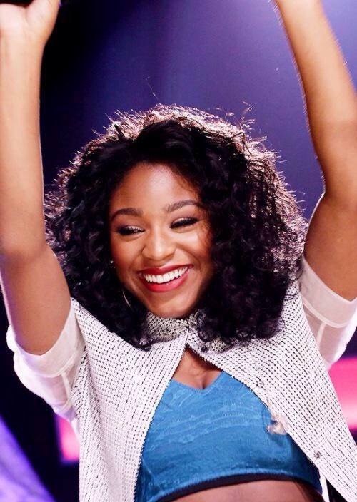 #BePowerfulWithNormani: Be Powerful With Normani
