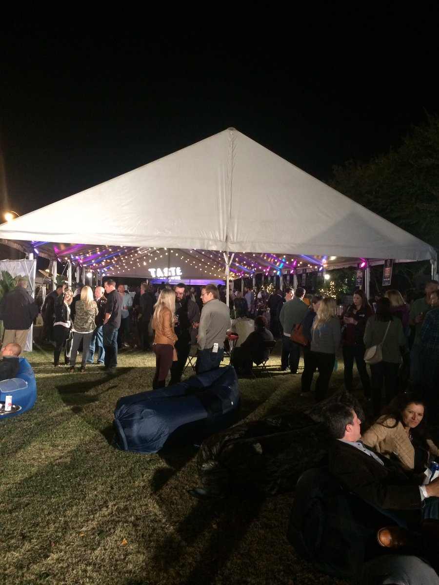 What a night! Thanks for coming out to our kickoff party. Well see you tomorrow! #tasteofatlanta <a href=https://t.co/giZeN023ky target=blank>https://t.co/giZeN023ky</a>