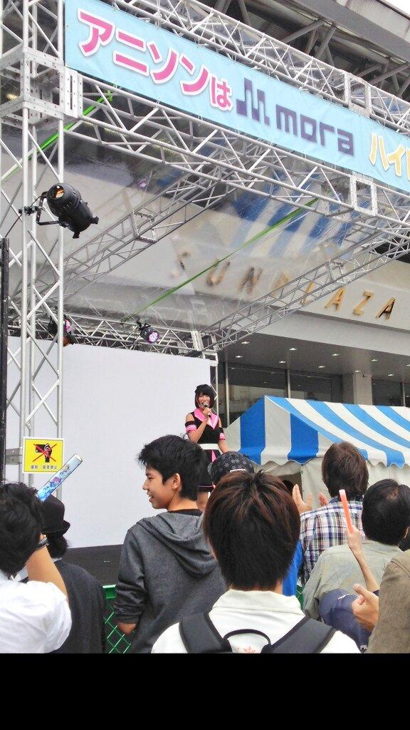 クロコダイルステージ始まりました!!!#中野文化祭#原奈津子#クレーンゲール