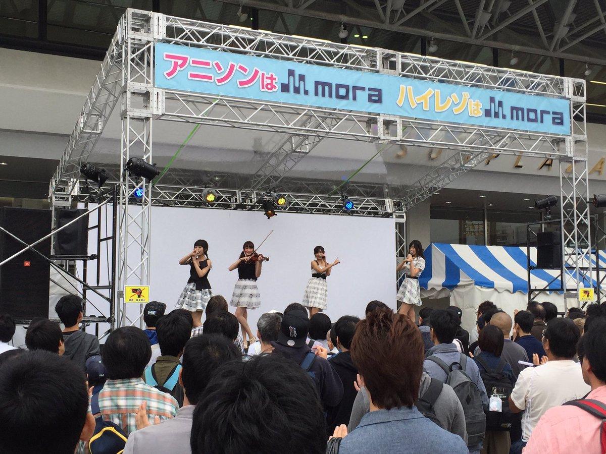 クロコダイルステージRY'S始まりました!#ナゾトキネ #中野文化祭 #アイオケ