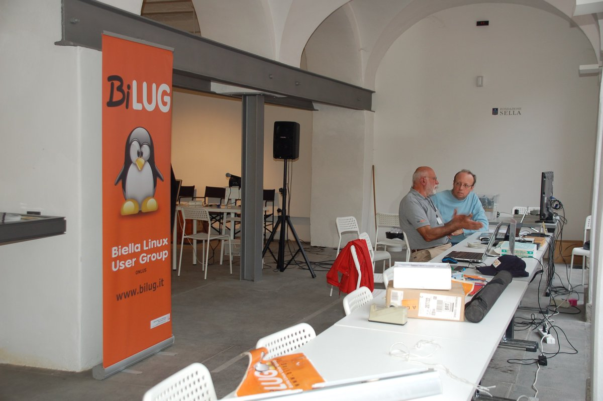 #LinuxDay2016