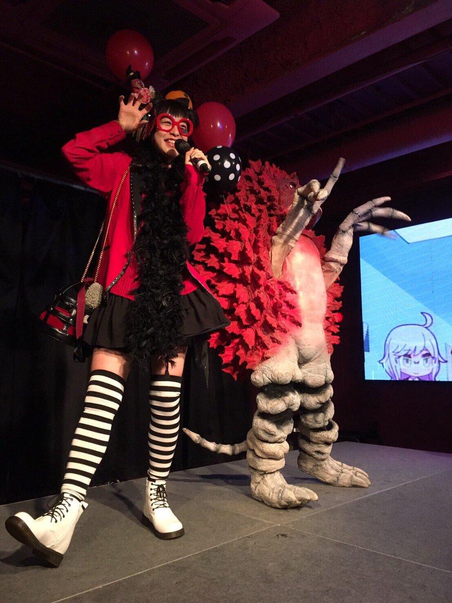 【徳井青空&ピグモンがハッピーハロウィン】大盛況の怪獣ハロウィンパーティー、ありがとうございました!アニメ「怪獣