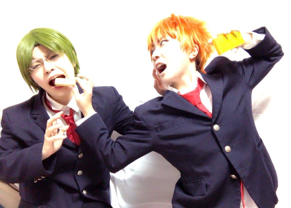 @081NATORI081: ※宅コス/学園ハンサム※「カ○リーメイトフルーツ味を食えーーーーー!!!!!!!!!!」