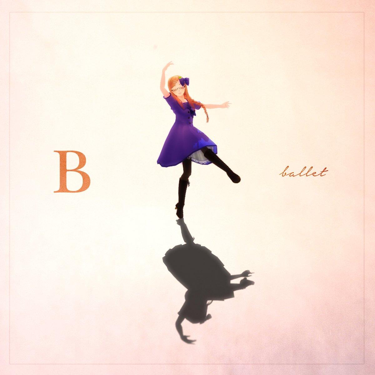 """"""" B """"アルファベット+ヘタリア= #alphabetalia !"""