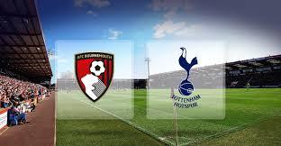 Bournemouth x Tottenham