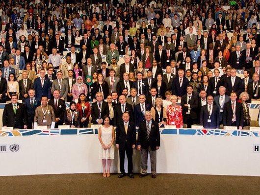 #NewUrbanAgenda adopted at Habitat III Conference. Read more-->https://t.co/FwdEivQDaj #Habitat3 https://t.co/L6G5fXFKrS
