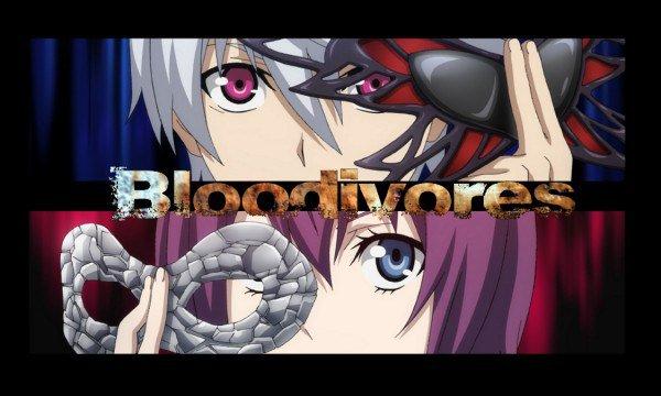bloodivores (ブラッディヴォーレス) 4話