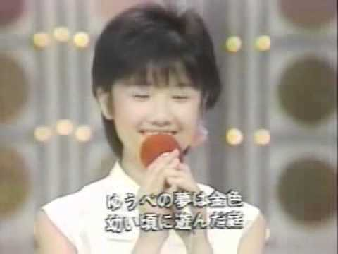 どれどれ。 : 時をかける少女 原田知世 (2分48秒)