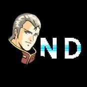 マイヨ・プラートたいいどのォ゛ォ!!(機甲戦記ドラグナー)ド紫のお兄様。貫禄たっぷりの言葉遣いに上官たる器を認めざるを