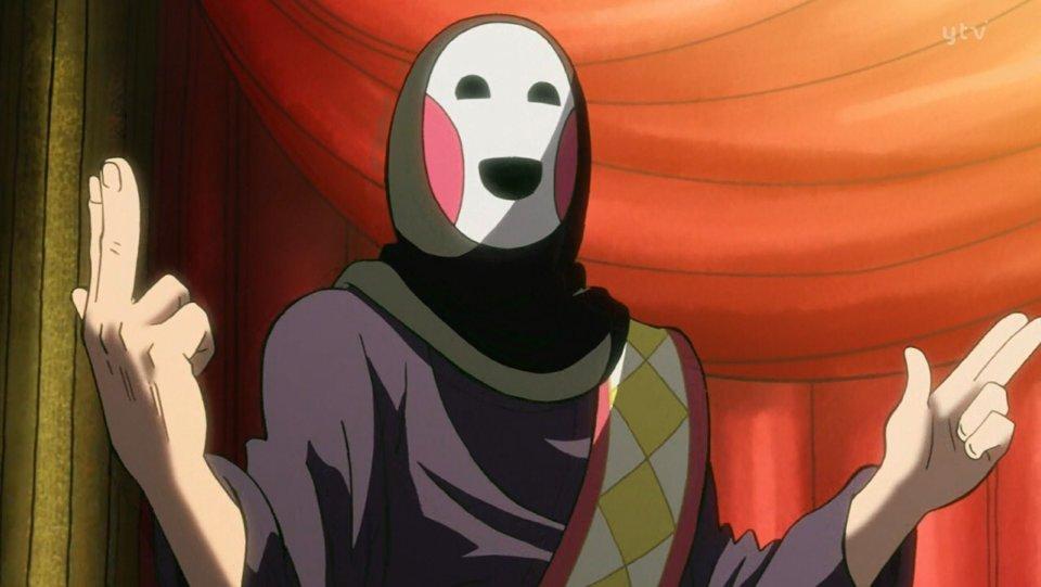 ふくわらマスク、実質モブサイコ100#tigermaskw